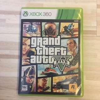 Grand Theft Auto 5 Xbox 360