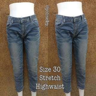 Dark Vintage Mom Jeans