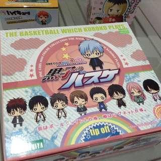 One Coin Mini Figure Collection - Kuroko No Basuke 2Q Box Set