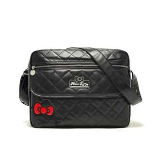 Hello Kitty Mummy Diaper Bag With Diaper Changing Mat