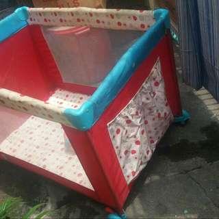 REPRICED! Baby Angel Crib And Duyan (Baby Company)