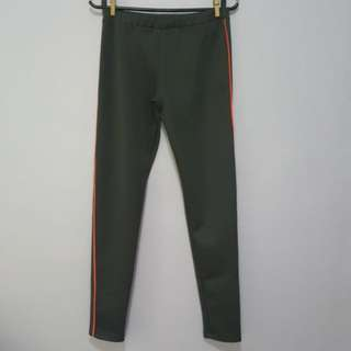Sports Grey Pants Size Medium