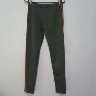Sports Grey Pants Size Medium