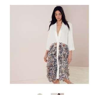 Flannel Northern lights Lounge Dress