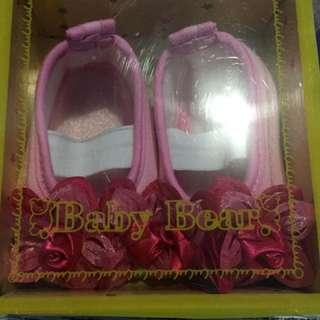 BABY BEAR Prewalker Baby Shoes