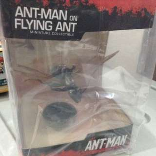 Ant-man: Ant Man On Flying Ant Miniature Collectible Figure