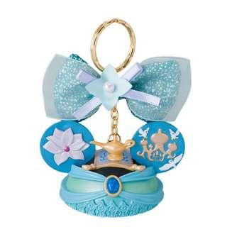 Japan Tokyo Disneysea Disneyland Disney Resorts Sea Land Keychain Aladdin Jasmine