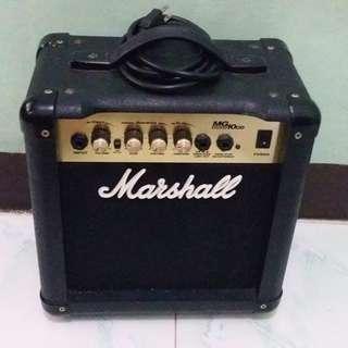 Marshall MG10cd Amp