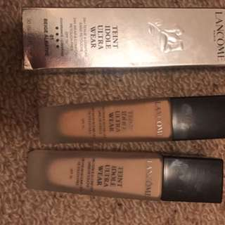 Lancôme Ultra Wear Foundation