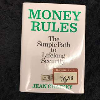 Money Rules (Jean Chatzky)