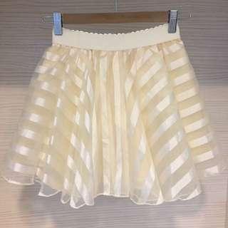 全新 蓬蓬紗裙