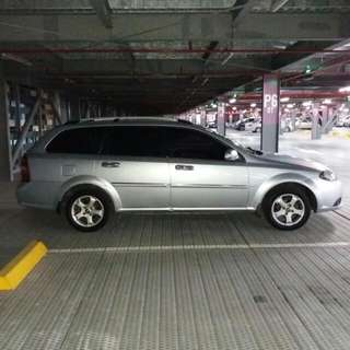 Chevrolet Optra Wagon '08