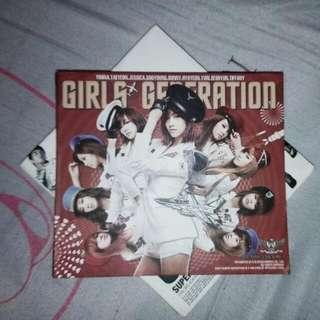 Girls Generation 2nd Mini Album