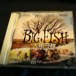 (免費)電影大魚奇緣VCD