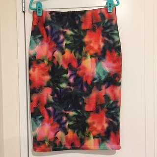 SUPRE Tropical Skirt