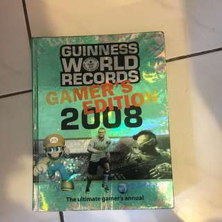 Guinness World Records Gaming Edition 2008