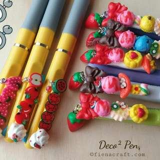 deco pen handmade