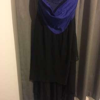 2 High Low Dresses