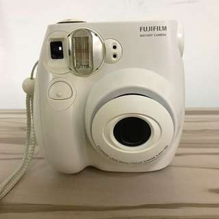 Fuji Mini7S 拍立得相機