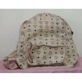 MCM Bag Cream
