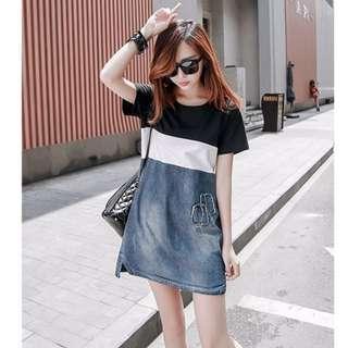 [PO] Korea Style Nursing Dress