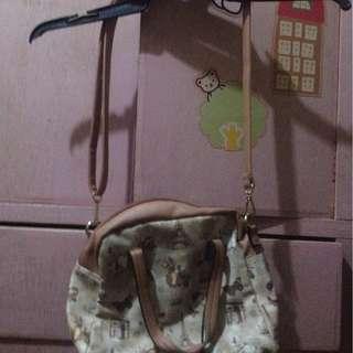 sling bag or hand bag