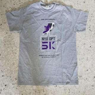 NYU DPT shirt