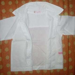 Peppermint White Long Sleeves