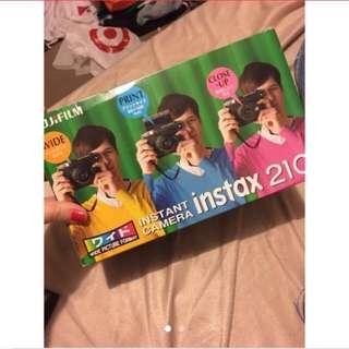 Instax Wide 210 Polaroid Camera