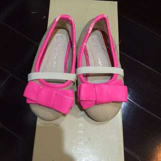 Size 23 shoes With Bow