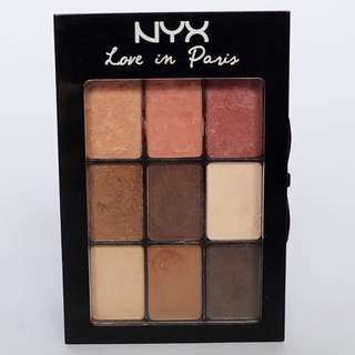 NYX Eye Shadows