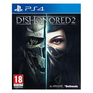 Trade or buy PS4 Dishonored 2