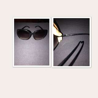 h&m oversized sunglasses
