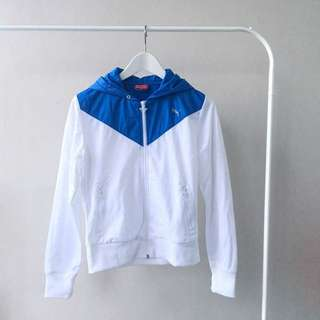 PUMA Track Hooded Jacket