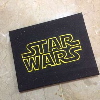Star Wars Canvas Painting