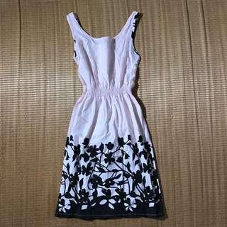 TIGHTROPE cotton summer dress