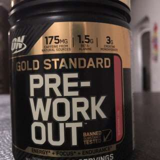 Pre-workout Powder - Watermelon 🍉 For Fitness Girl