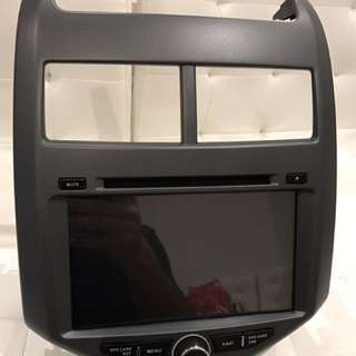 DVD Gps For Holden Barina.