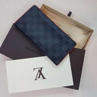 PRICE REDUCED... Authentic LV Long Wallet