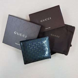 For sale! Authentic GUCCI men's Wallet
