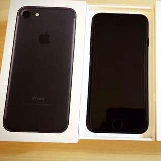 《降價》iphone7霧黑32G