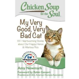 Chicken Soup for the Soul: My Very Good, Very Bad Cat #HargaRuntuh60