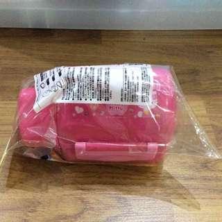 Sanrio Hello Kitty Triangular Lunch Box / Bento Box