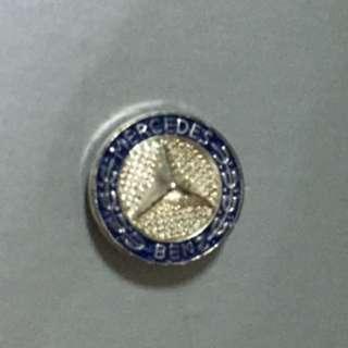 Mercedes Benz Star History Pin