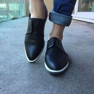 ASOS Black Formal Shoes Size EU 39/ UK 6/ AUS 8