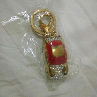 Key Chain Car