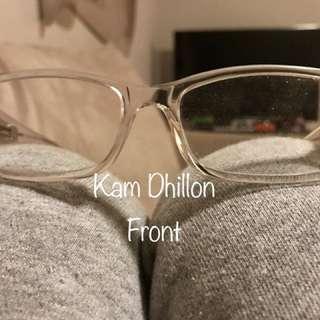 Kam Dhillon Eyeglasses