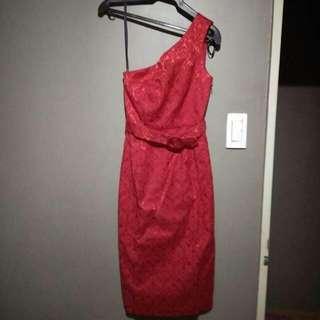 Ruby Belle Red Dress