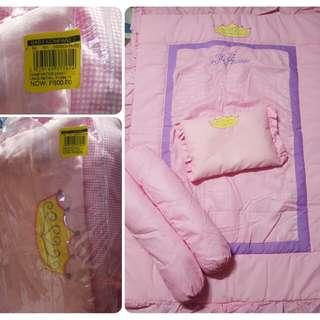 Brand New Baby Comforter (Girls)