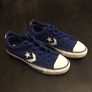 BN Original Converse Shoe-Blue